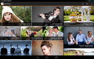 Mobile Tablet Layout