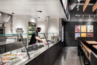 Cava Restaurant Interior