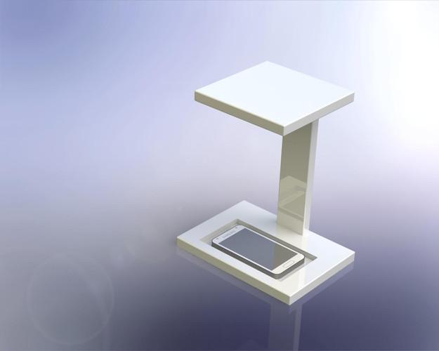 OLED BEDSIDE TABLE LAMP
