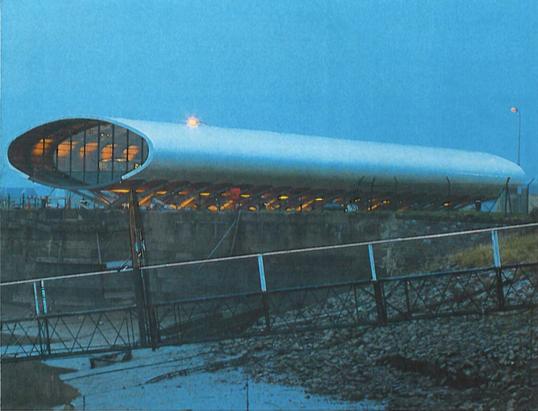 Cardiff Bay Exhibition