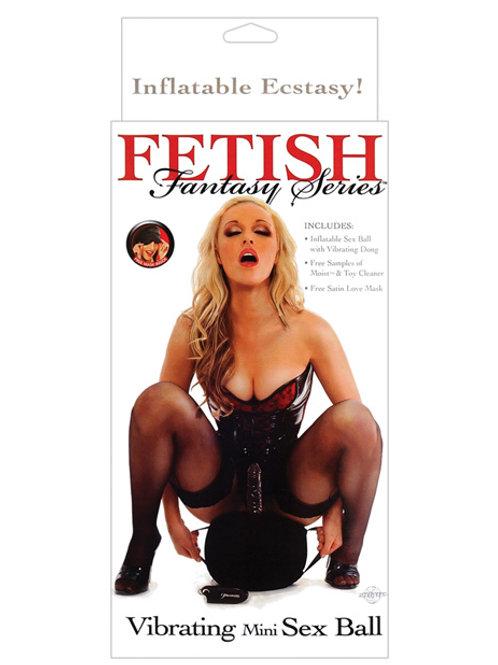 Fetish Fantasy Series Vibrating Mini Sex Ball