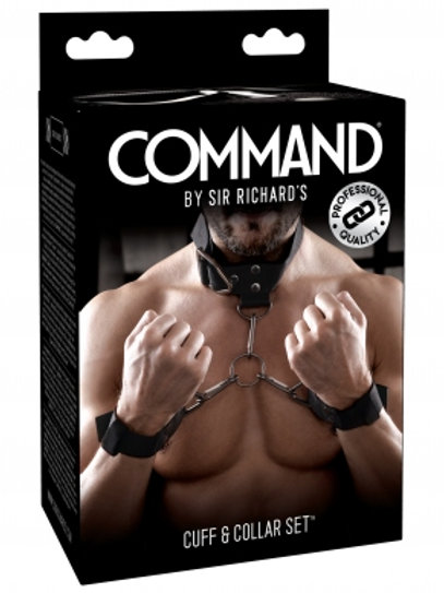 New Products Resources Contact Us Learn Logout SIR RICHARD'S COMMAND CUFF