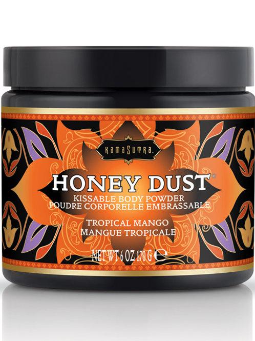 Kama Sutra Honey Dust - 6 oz Tropical Mango