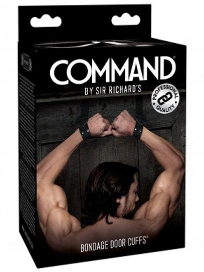 SIR RICHARD'S COMMAND BONDAGE DOOR CUFFS