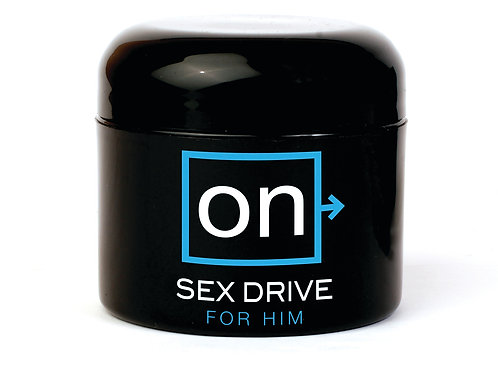 ON FOR HIM SEX DRIVE