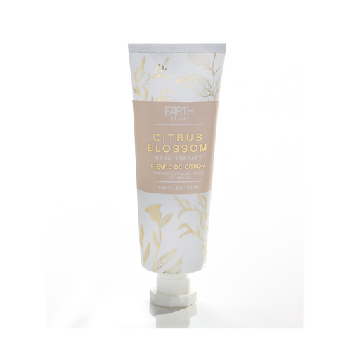 Earth Luxe Hand Therapy Lotion - Citrus Blossom