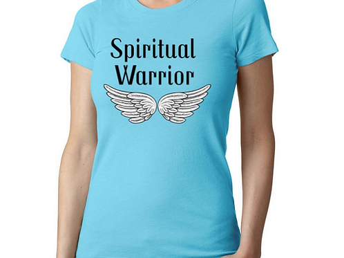 Spiritual Warrior T Shirt