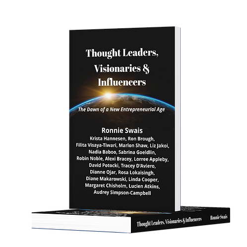 Thought Leaders, Visionaries & Influencers Book