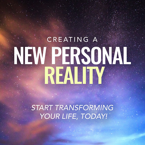 Creating a New Personal Reality Online Course