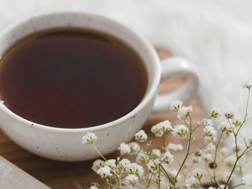 Immune-Boosting Ginger, Cinnamon, & Honey Tea