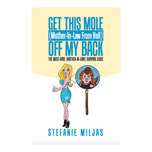 Get This Mole Off My Back -  eBook