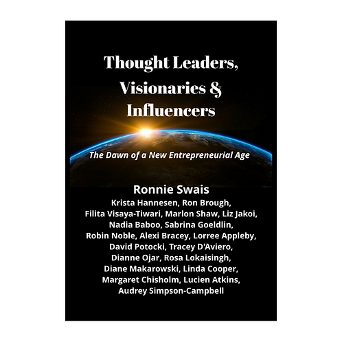 Thought Leaders, Visionaries, & Influencers Vol. 1 eBook