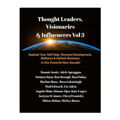 Thought Leaders, Visionaries, and Influencers Vol. 3