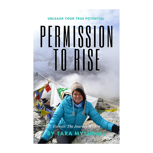 Permission to Rise - eBook