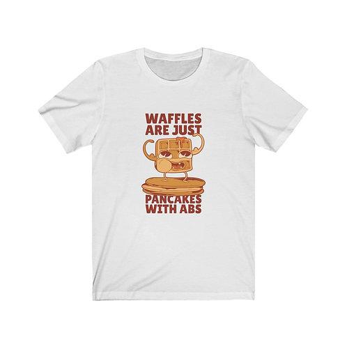 Waffle Abs Short Sleeve Tee