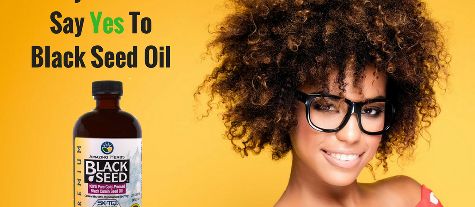 Black Seed Oil- Find Out Why Many People Are Using It Now