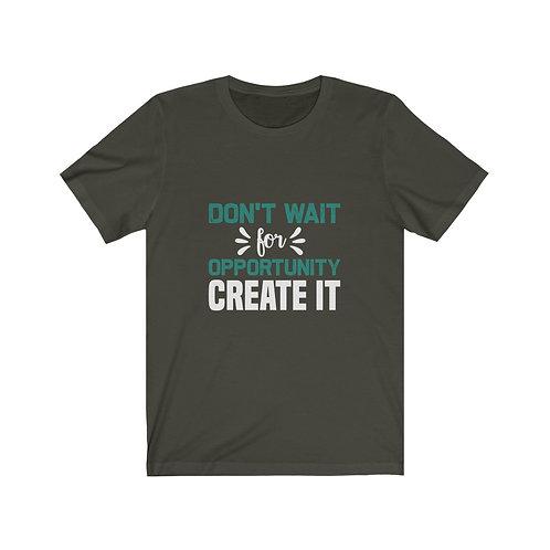 Create It Short Sleeve Tee