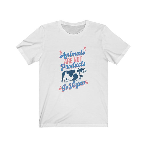 Animal Rights Short Sleeve Tee