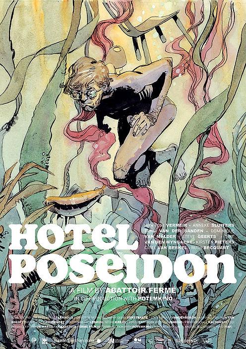 hotel poseidon film poster