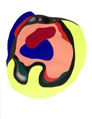 Bivalvia 3, acrylique sur papier 50x65cm.jpg