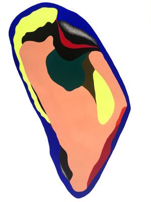 Bivalvia 2, acrylique sur paipier, 50x65cm.jpg