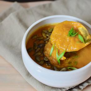Miso & Vegetable Potage Soup
