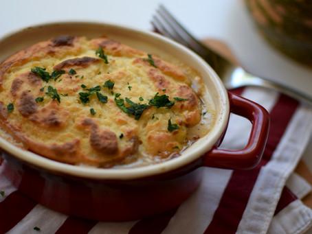 Vegan Macaroni Mornay