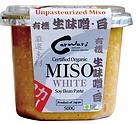 Carwari Organic Miso Paste White-Unpasteurized
