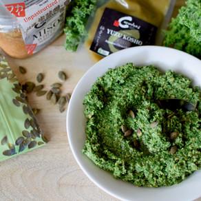 Kale & Pepitas Pesto (Vegan)
