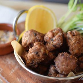 Spicy Karaage Tempeh -Japanese style deep-fried Tempeh (Vegan, Gluten-free)