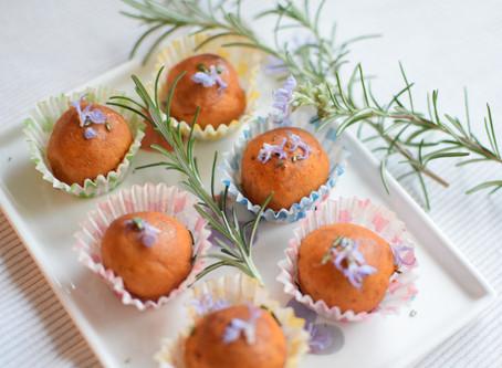 Baked Sweet Potato with Tahini & Miso (Vegan, Gluten-free)