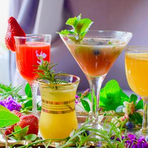 Yuzu Spread Mocktail 4 kinds (Non-sugar)