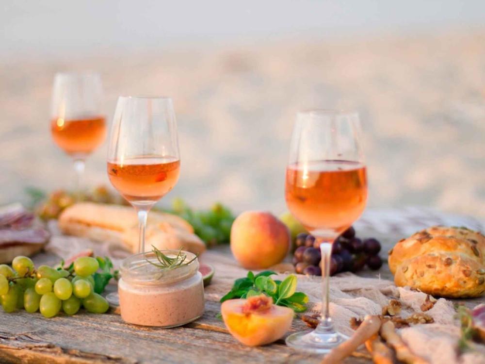 vino naranja
