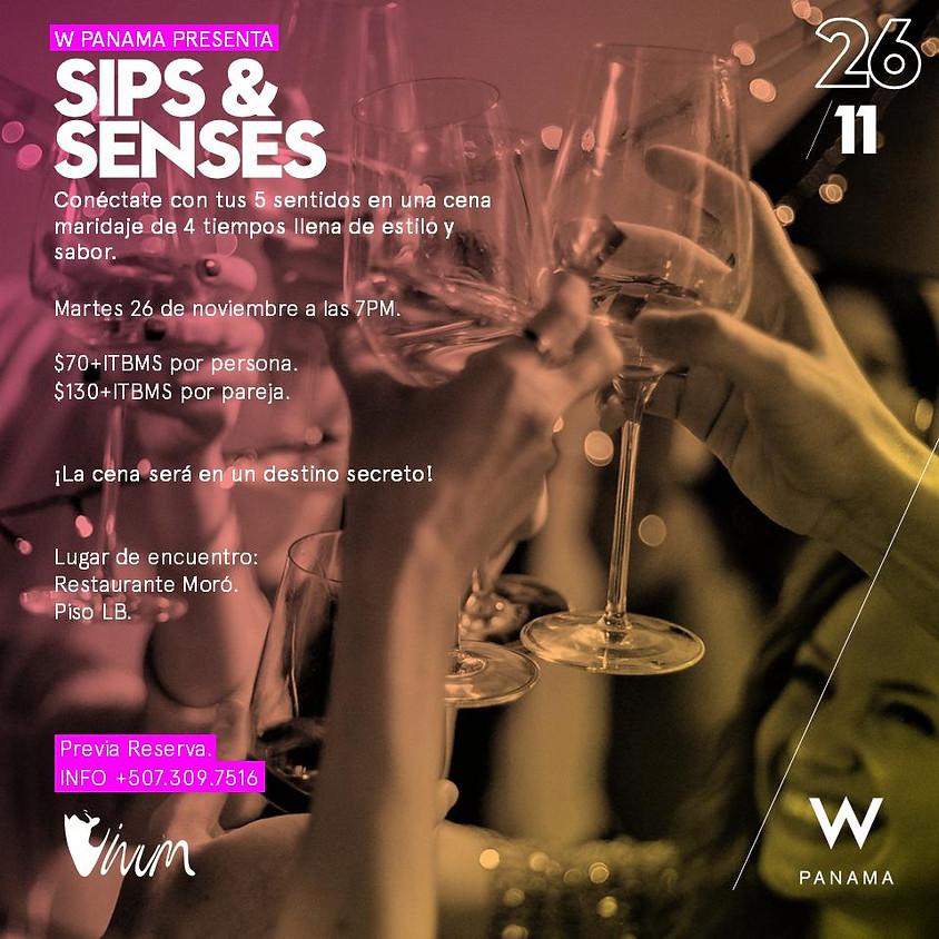 Sips & Senses