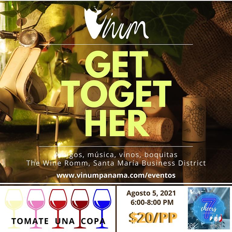 """Vinum """"Get Together"""""""