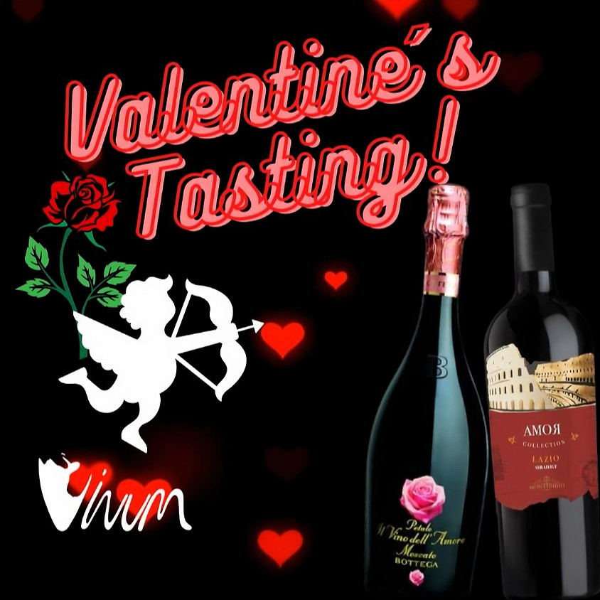 Valentine's Tasting