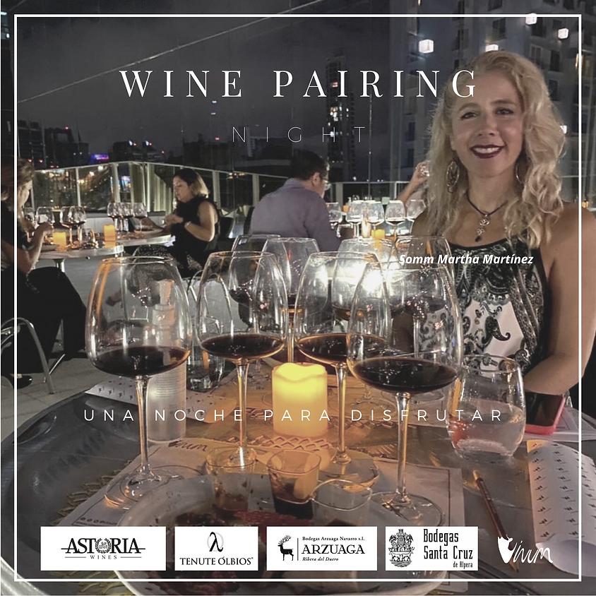 Wine Pairing Night