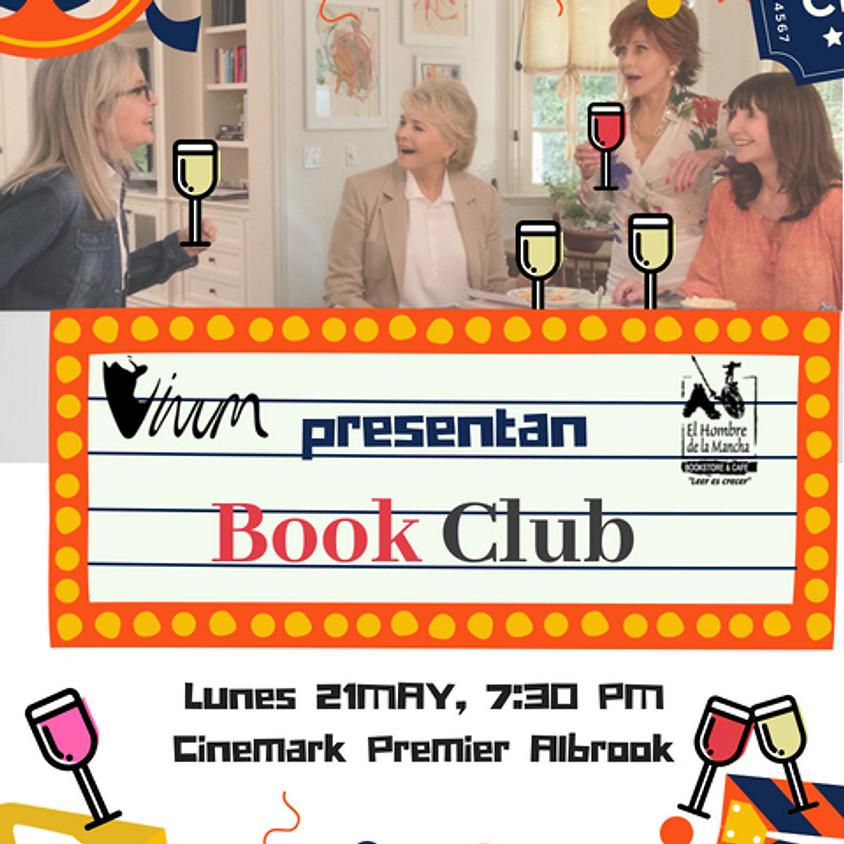 Pre-Estreno Book Club