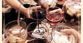 Por qué no tomamos más vino?