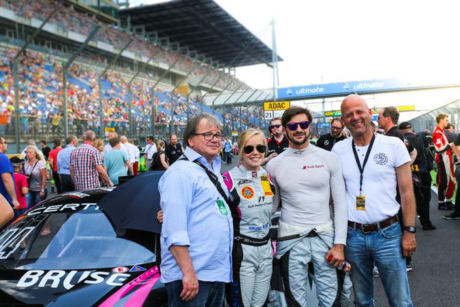 Racereport 3-5 juni 2016 Lausitzring