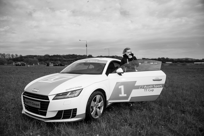 Audi Driving Experience with Audi Denmark!