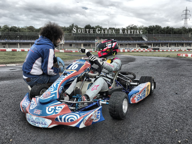 Italy: Gran Premio Nuvolari and Karting!
