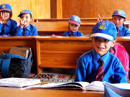 Education system in Ladakh, India