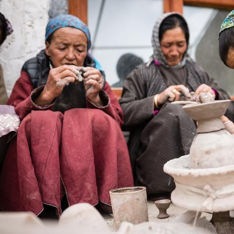 Local handicraft