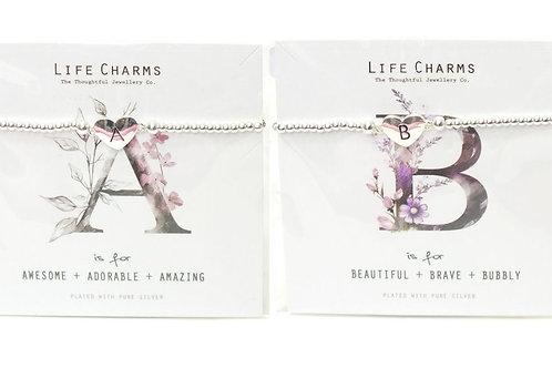 Initial Meanings Bracelet