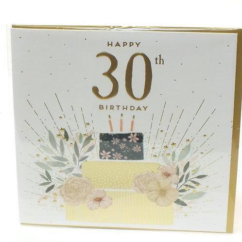 30th Birthday - Jade Mosinski