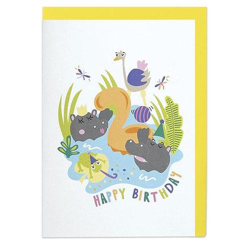 Hippos - Age 2