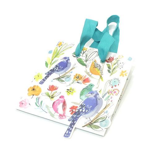 Bird Life Mini Gift Bag