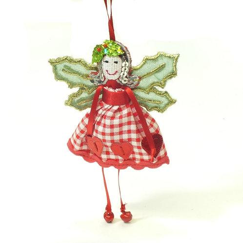 Seasons Greetings Fairy
