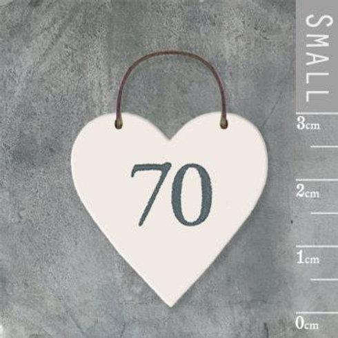 Little Heart Sign-70